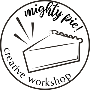 Mighty Pie Logo